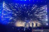 Konser Westlife hibur nasabah Bank Jateng di Sam Po Kong