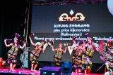 Kalimantan Wonderland di Beograd dihadiri ribuan warga Serbia