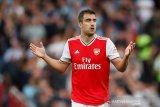 Arsenal bermain imbang 2-2 melawan Tottenham