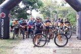Atlet nasional dorong pengembangan olahraga sepeda gunung di Kalteng