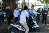 Forkompinda Sleman kampanye keselamatan lalu lintas