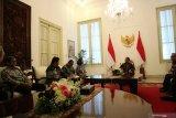 Presiden Jokowi  minta pansel koreksi nama capim KPK