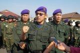 NKRI harga mati, puluhan mahasiswa di Lampung ikut pendidikan dasar militer