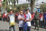 Papua Terkini - Pengungsi diminta pulang ke rumah, korban demo anarkis di Jayapura diberi bantuan