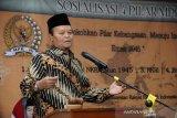 Jokowi belum tandatangani RUU Pesantren meski telah disetujui DPR