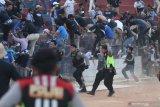 PT Liga tunggu laporan resmi terkait kerusuhan  penonton Persik vs PSIM