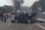 Jasa Marga evakuasi korban kecelakaan beruntun Tol Purbaleunyi