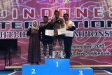 Atlet remaja Banten menyumbang medali emas pada