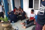 27 orang rombongan pramuka selamat usai kapal tenggelam dihantam ombak