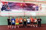 Pemkab Minahasa juarai Kejuaraan Tenis Lapangan Kodam XIII Merdeka