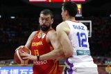 Bola Basket - Rusia, Spanyol cukupkan enam tim pertama yang lolos babak kedua