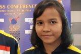 Harapan Novida bertemu pemain idolanya Sun Yingsha pada kejuaraan Asia