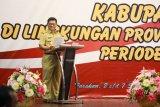 Gubernur Inginkan DPRD dan Kepala Daerah Bersinergi