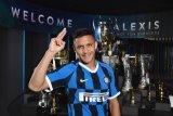 Alexis Sanchez  berperan penting di Inter Milan