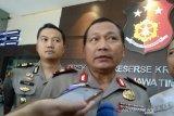 Polisi tahan dua tersangka kasus asrama mahasiswa Papua di Surabaya