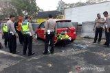 Tabrakan maut Cipularang - Sopir dump truk terlibat kecelakaan beruntun dites urine