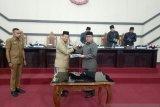 Seluruh fraksi DPRD Makassar setuju lima Ranperda menjadi Perda