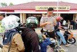 Hari keenam, Polres Barito Utara tilang 53 pelanggar