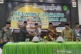 Bupati sambut jamaah haji asal Bantaeng di Asrama Haji Sudiang