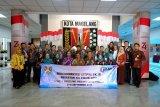 20 peserta Latpim Lembaga Administrasi Negara belajar di Magelang