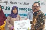 BPJS Ketenagakerjaan bayar klaim Rp4 miliar untuk korban KM Sembilang