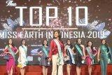 Ajeng Dwi Andra, Miss Earth Kalteng 2019 bersinar di panggung nasional