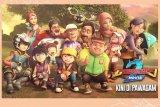 Film animasi Boboiboy terlaris di Malaysia
