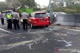 Impian Khansa lanjutkan strata tiga kandas di Tol Cipularang Km 91