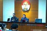 KPK jelaskan konstruksi kasus suap Bupati Bengkayang