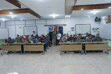 Puluhan insan pers se-Kabupaten OKU ikuti penyuluhan bahasa Indonesia