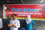 BNNP tangkap tiga kurir narkoba jaringan Makassar
