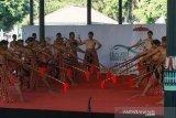 Tarian ciptaan Sultan HB I ditampilkan di Festival Keraton Nusantara