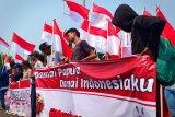 Mahasiswa pemersatu bangsa ajak warga Papua belajar dari merdekanya Timor Leste