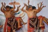 Persiapan festival Kraton Nusantara 2019