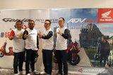 Skutik Casual Fashionable Honda Genio dan Honda ADV150 Hadir di Manado