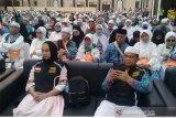 452 Jamaah haji Sultra gelombang I tiba di Makassar