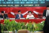 Gubernur Ajak Anggota DPRD Lebih Harmonis dan Bersinergi