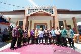 Istri-istri pimpinan BUMN harap Masjid Nurul Huda tempat pendidikan umat