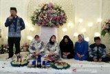 Koyem  gelar pengajian dan doa bersama jelang pernikahan putrinya