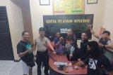 Seorang wanita di Palu ditangkap polisi simpan 18 paket sabu