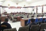 Minus Golkar, pimpinan definitif DPRD Pasaman terbentuk