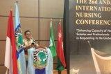The 2st International Nursing Conferences, gubernur:  sarana tingkatkan kapasitas perawat