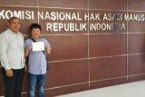 Surat tak dibalas Kanwil Pajak Jakarta Utara, Suwandy lapor Komnas HAM