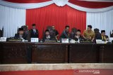 DPRD Sumsel setujui  perubahan APBD