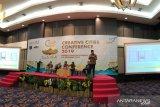 Menuju kota kreatif dunia, Wako paparkan Padang Panjang di ajang ICCF