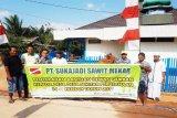 PT SSM dan PT Unggul Lestari konsisten bantu kegiatan keagamaan