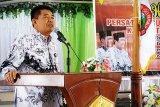 Pemkab Kotim bangga PT MAS biayai pembangunan ruang kelas SMP PGRI