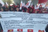 Organisasi masyarakat miskin Makassar tolak kenaikan Iuran BPJS