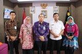 Kemenkumham Sulbar-BNN  koordinasi pencegahan narkoba