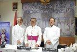 Mgr Suharyo: Jadi kardinal tanda penghargaan kepada Indonesia